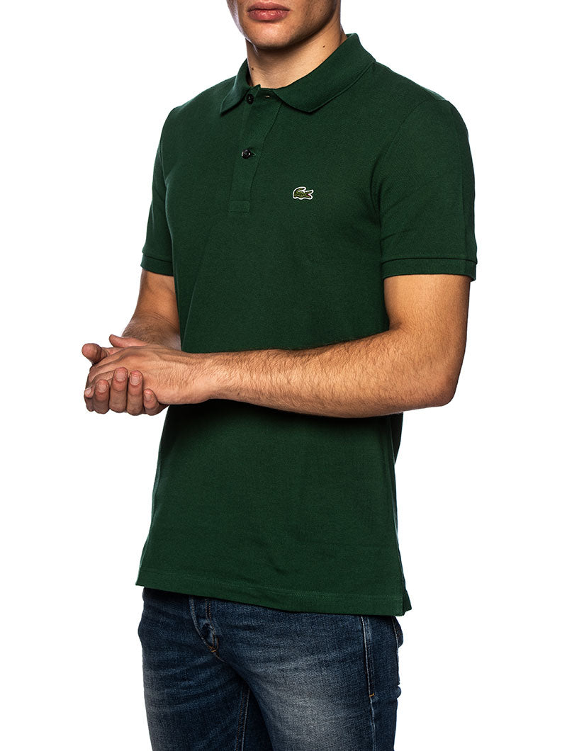 LACOSTE POLO IN GREEN