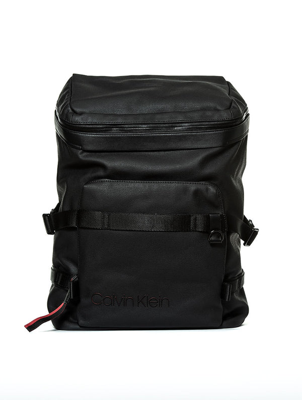 4652e9f8b723 CITY ACTIVE FASHION BACKPACK IN BLACK AND ROUGE