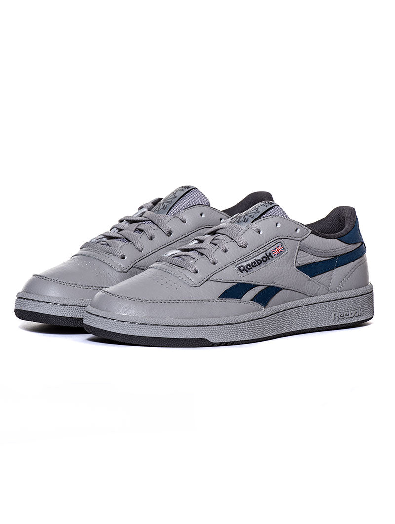 b362b590c82f REVENGE PLUS MU TIN SHOES IN GREY BLUE – Nohow Style