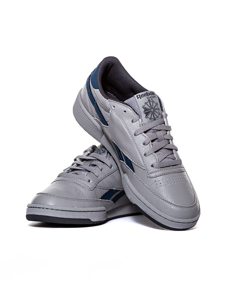 facb0d050a9 REVENGE PLUS MU TIN SHOES IN GREY BLUE – Nohow Style