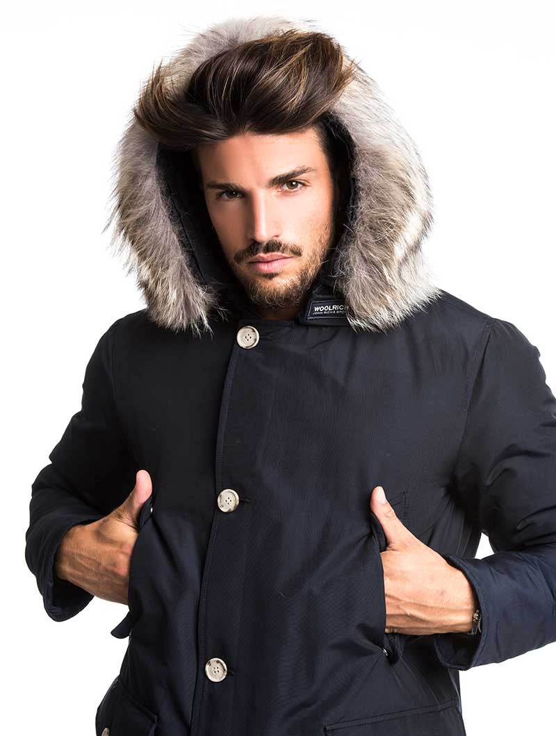 men 39 s clothing arctic parka df woolrich nohow style. Black Bedroom Furniture Sets. Home Design Ideas