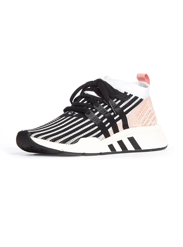 newest e1a0b 45aff EQT SUPPORT MID ADV IN BLACK AND PINK · Adidas