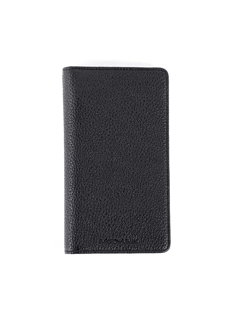 MEN'S WALLET |  BLACK WALLET | EMPORIO ARMANI