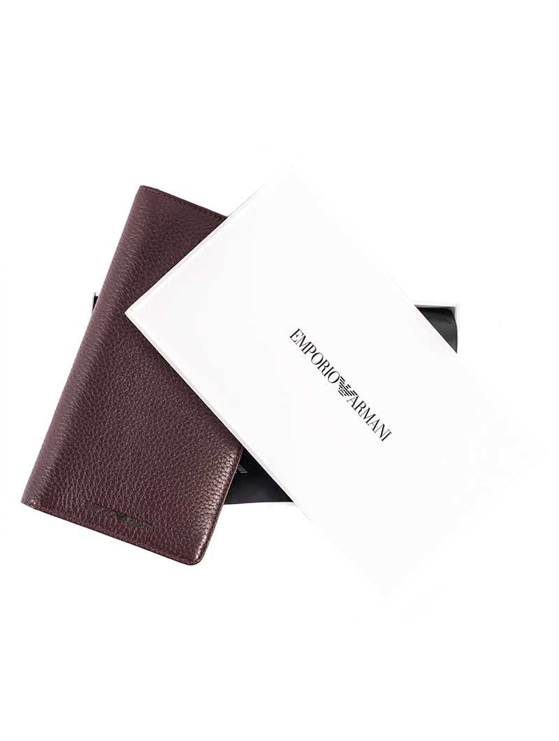 BORDEAUX BLUE WALLET