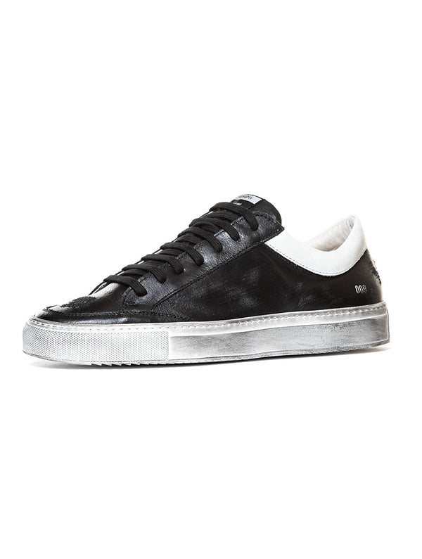 acca9020477 009 SNEAKER IN BLACK AND WHITE