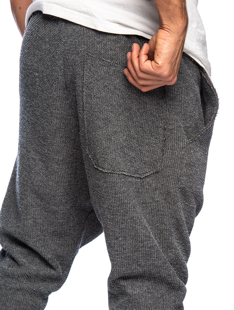 GRANT CASUAL PANTS IN GREY