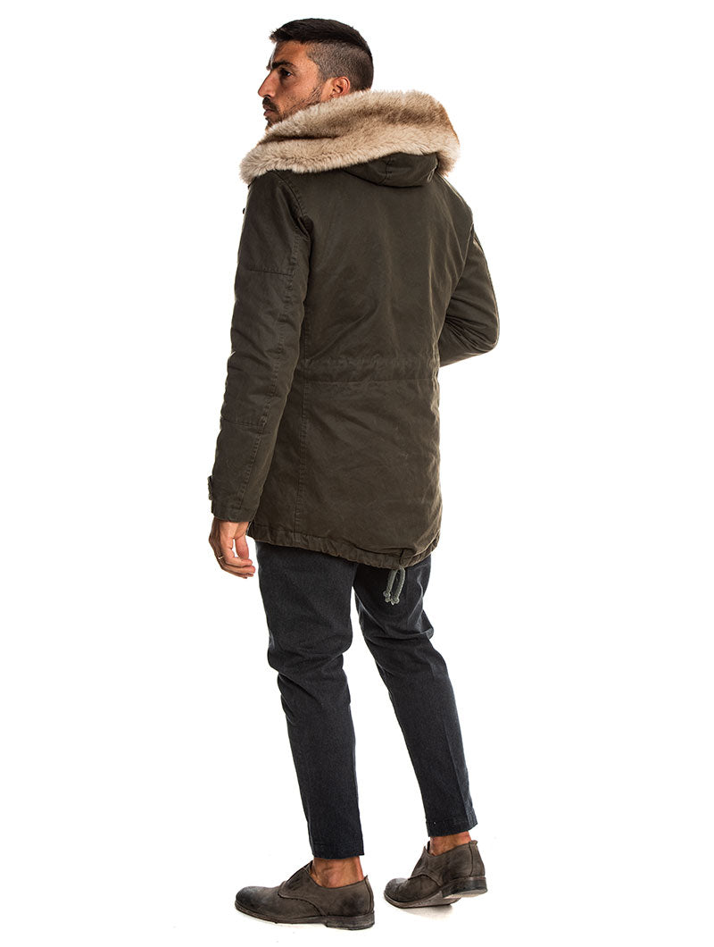 ALASKA PARKA IN BOOTLE GREEN