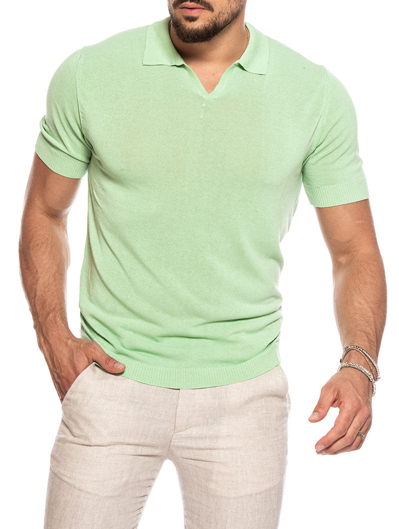 OSHA POLO SHIRT IN GREEN