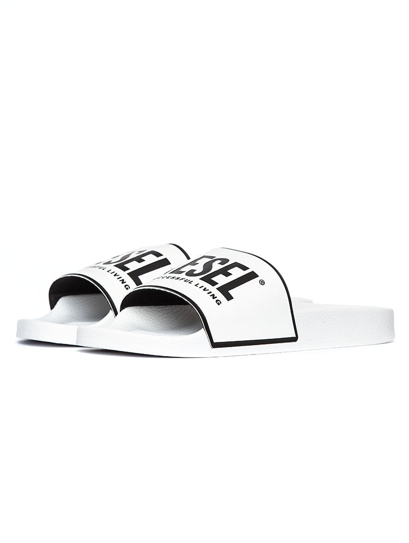 SA-VALLA SANDAL IN WHITE