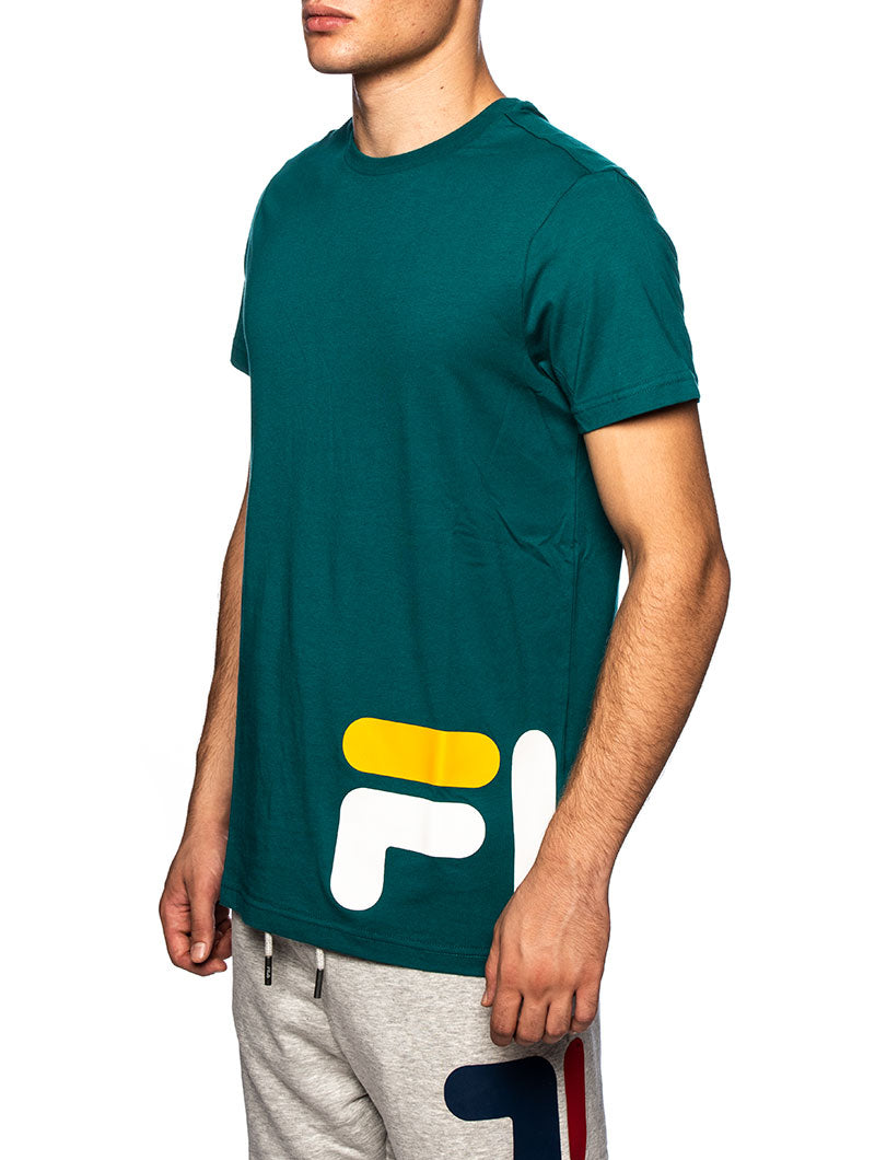MAN EAMON T-SHIRT IN GREEN