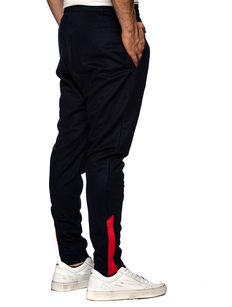CL JOGGERS SWEATPANTS IN BLUE NAVY