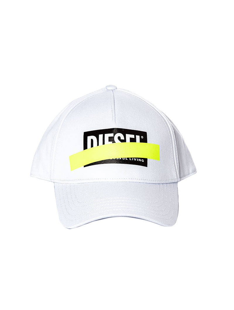 CIRIDE CAP IN WHITE
