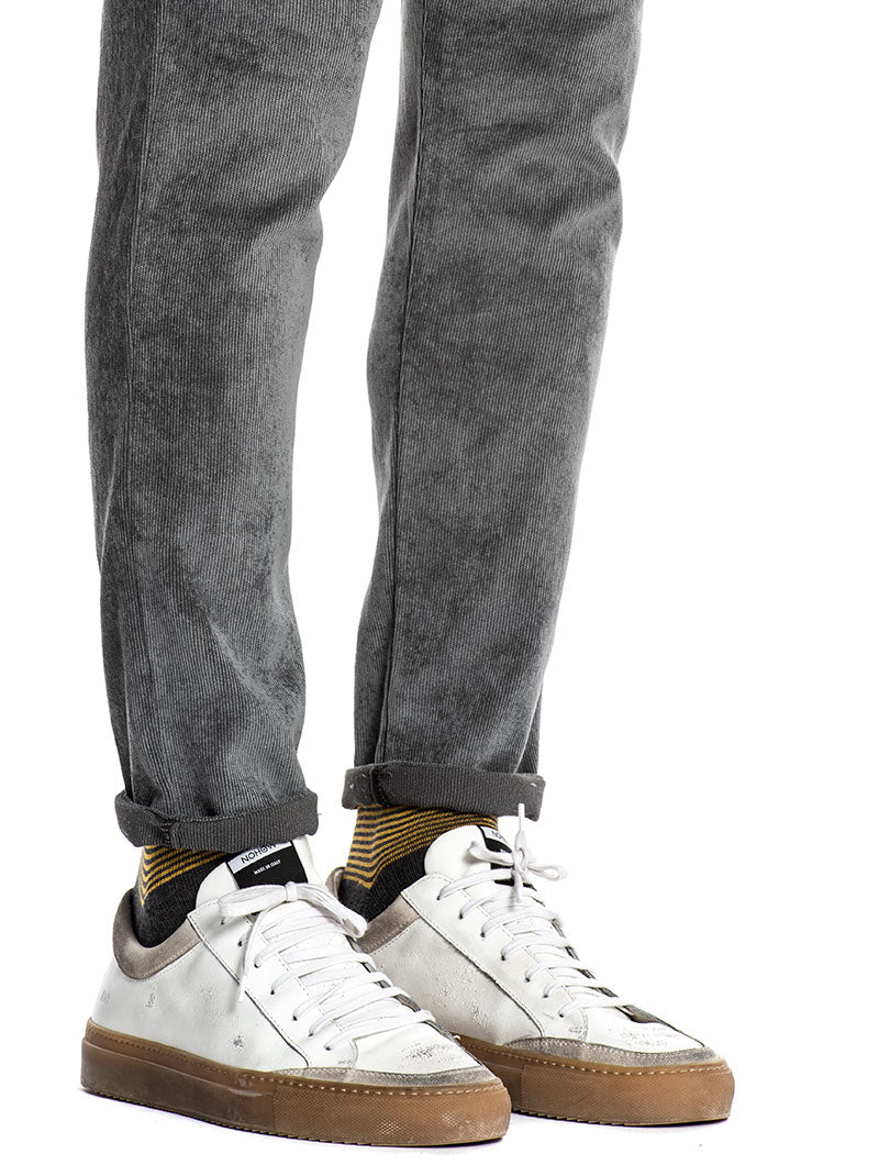 MAPLE CASUAL PANTS IN GREY