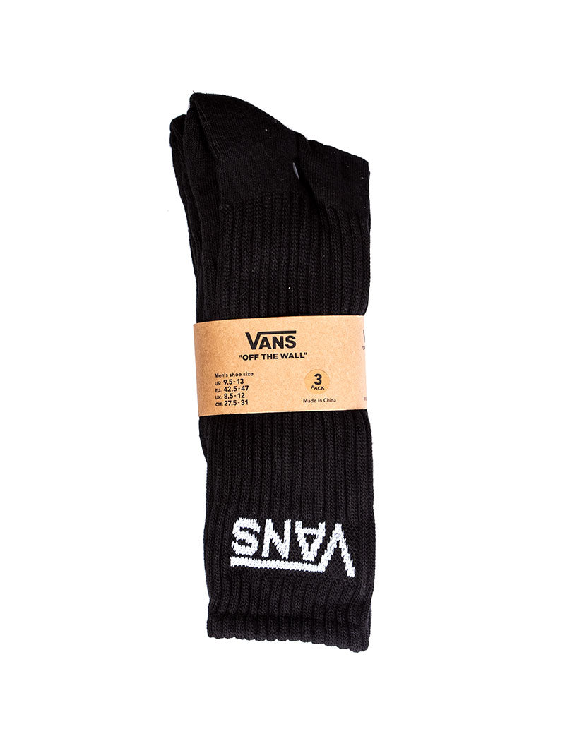 MN CLASSIC CREW SOCK IN BLACK