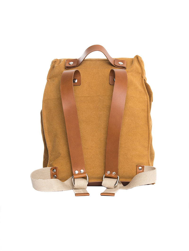 DRIFTER LEATHER BACKPACK