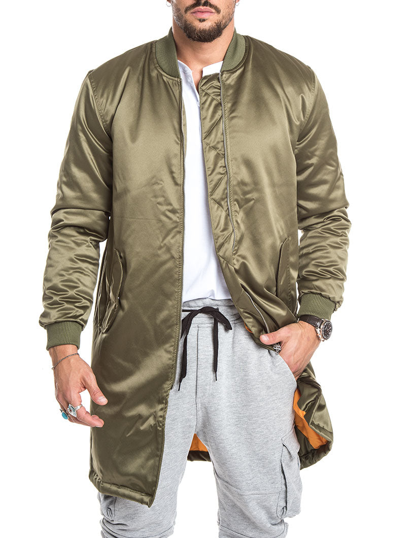 MEN'S CLOTHING | OLIVE SST HZO BOMBER | WATER FREE | ADIDAS