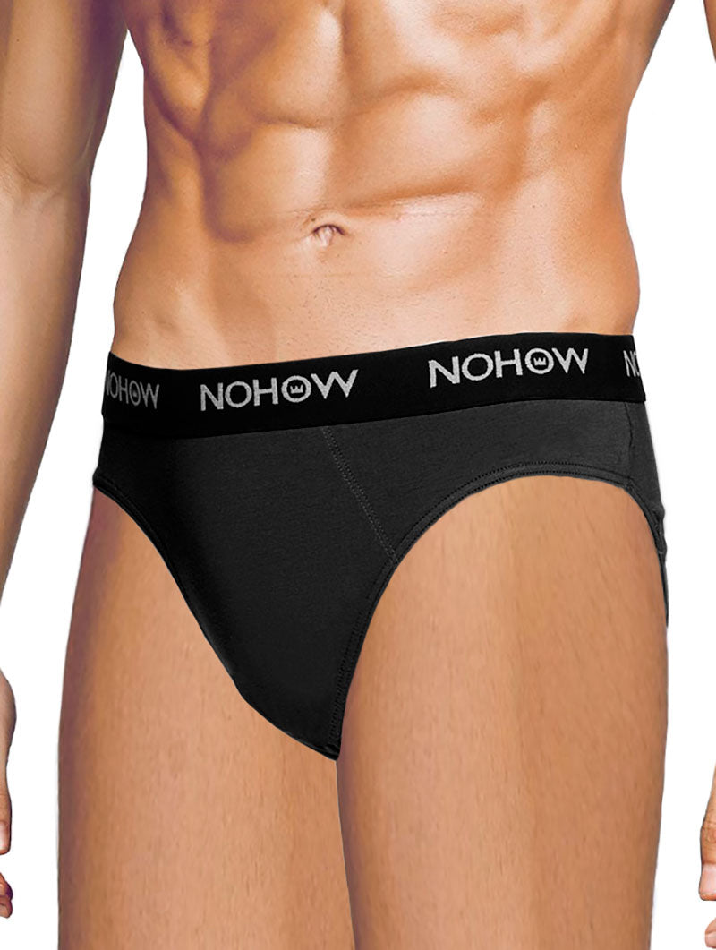 NOHOW 2PACK SLIP IN BLACK