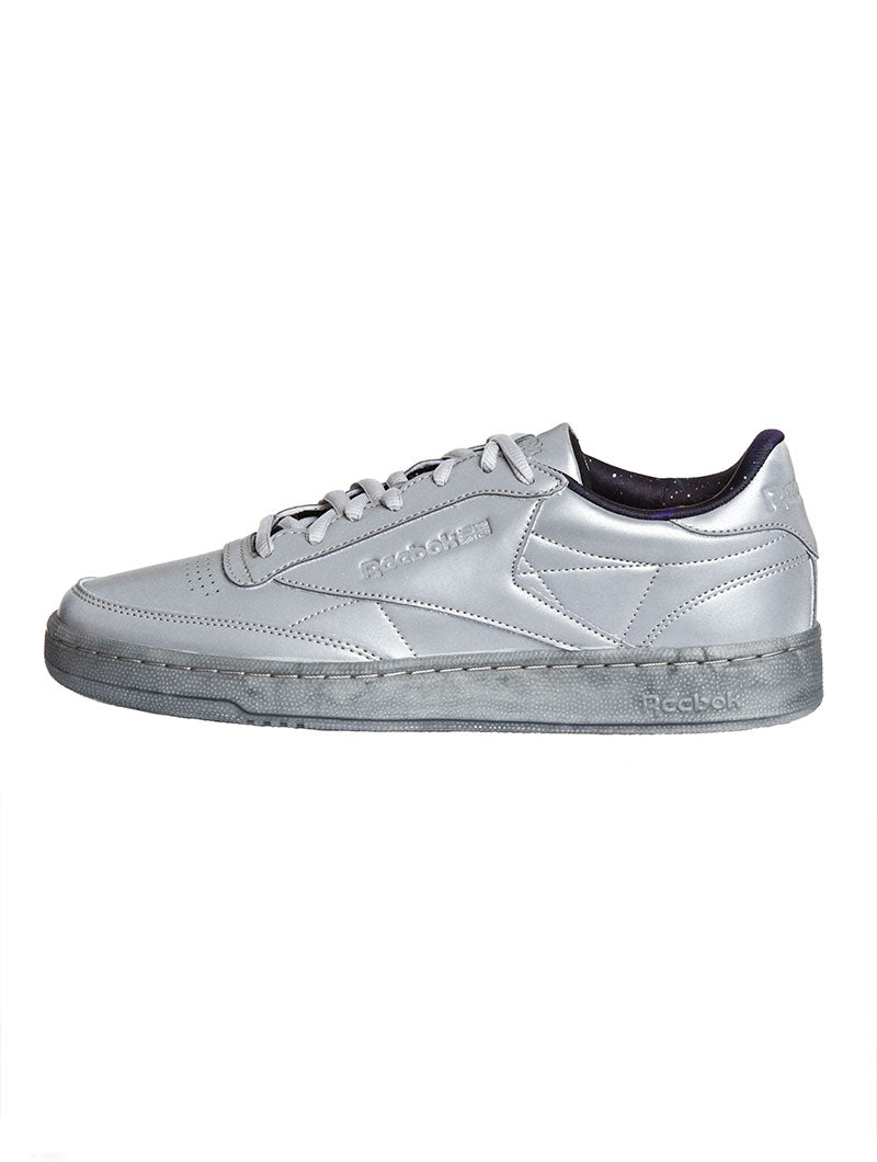 7a8d3bac690 CLUB C 85 TDG SILVER SHOES – Nohow Style