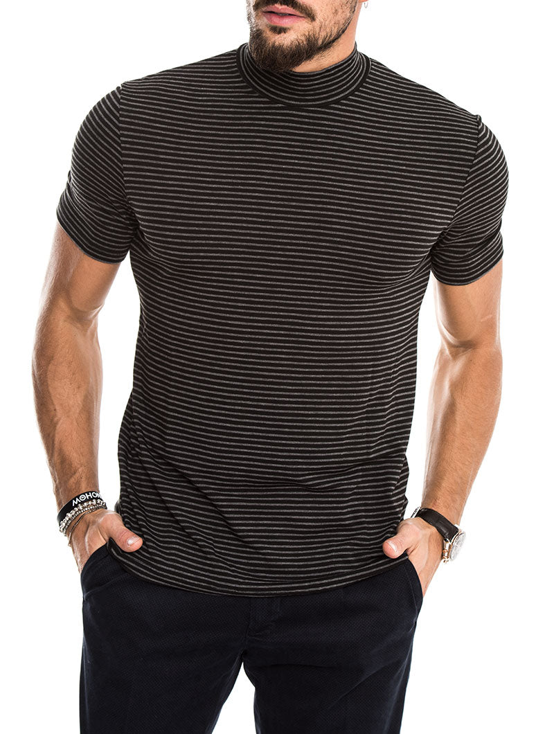 KILDA MOCK NECK T-SHIRT