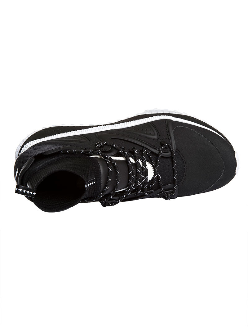 BLACK TSUGI KORI SHOES