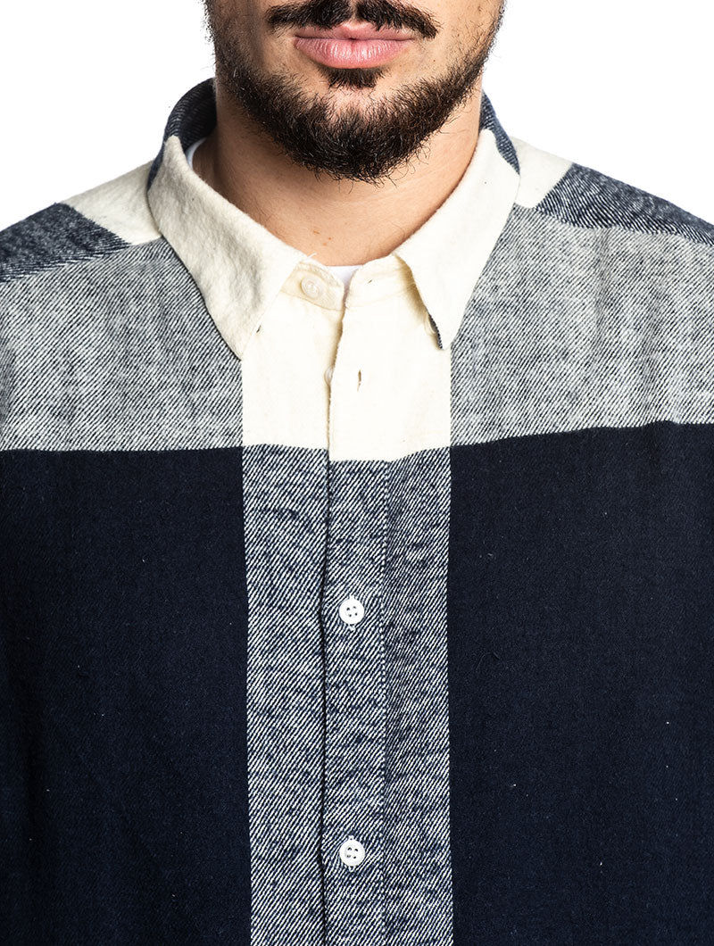 DONNY Q4307 SHIRT IN DARK NAVY