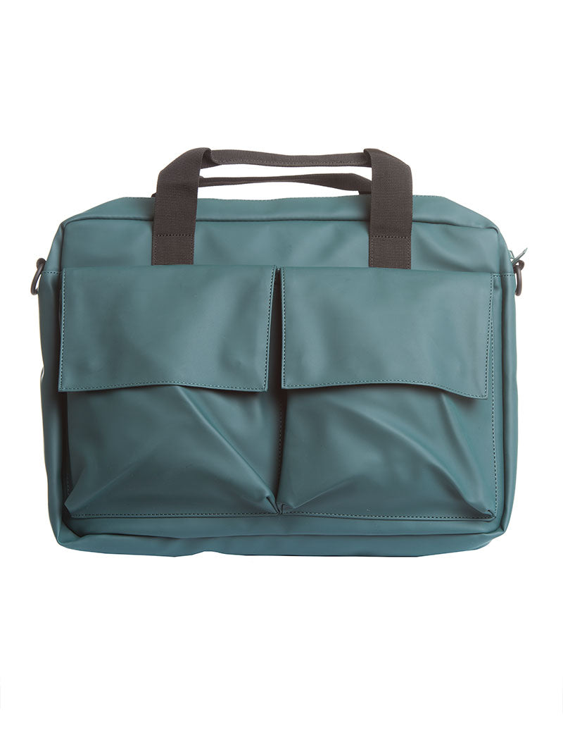 DARK TEAL PACE BAG