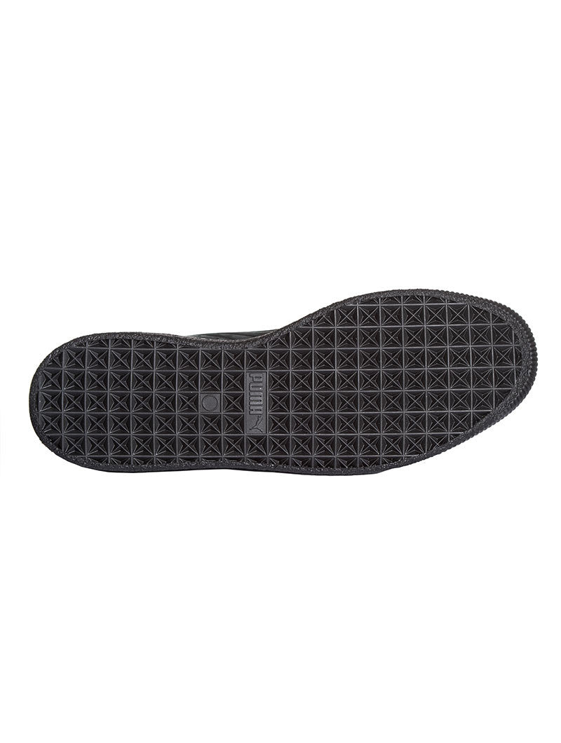 CLYDE SOCK SELECT BLACK SHOES