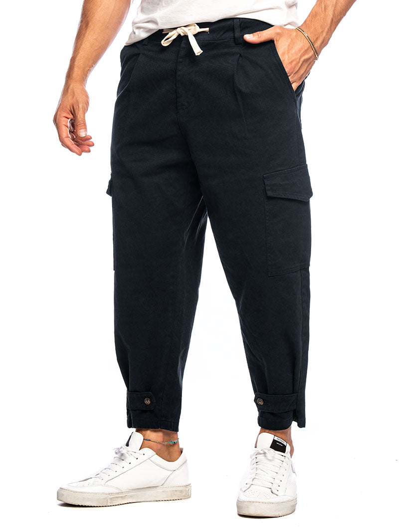 CARTER PANTS IN BLUE