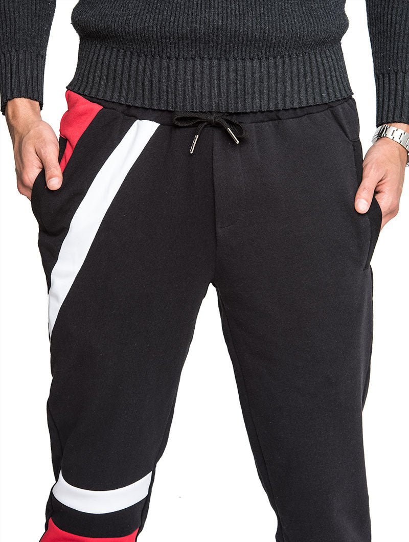 REBEL TAPERED JOGGERS