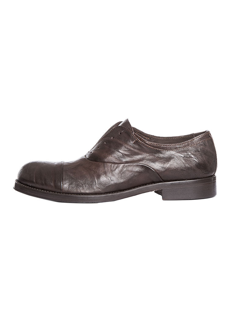 KINSALE OXFORDS IN BROWN