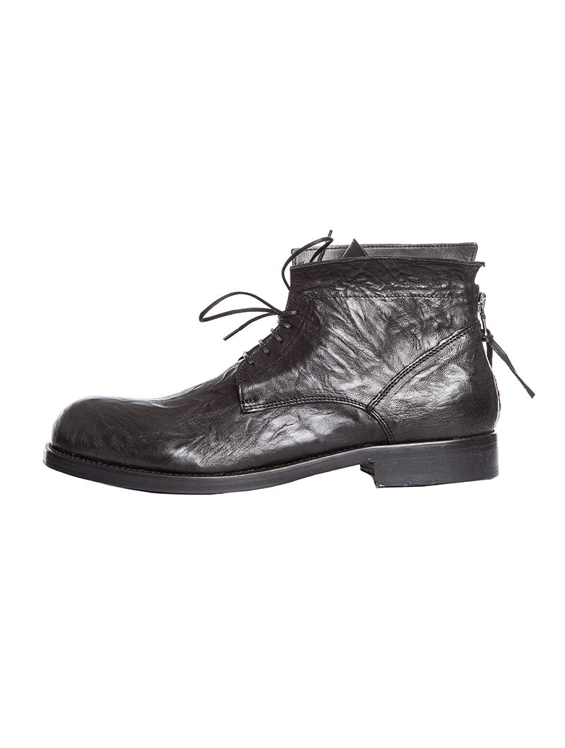 ADARE DERBY BOOTS IN BLACK