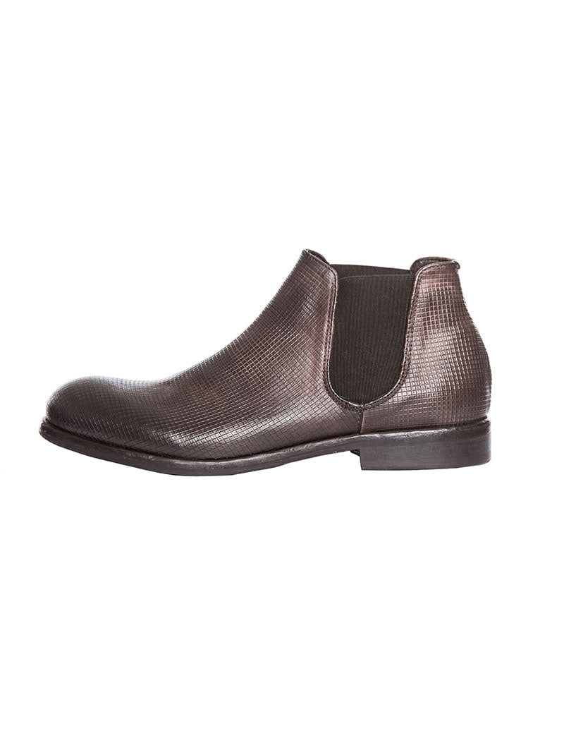 BEARSDEN CHELSEA BOOTS IN BROWN