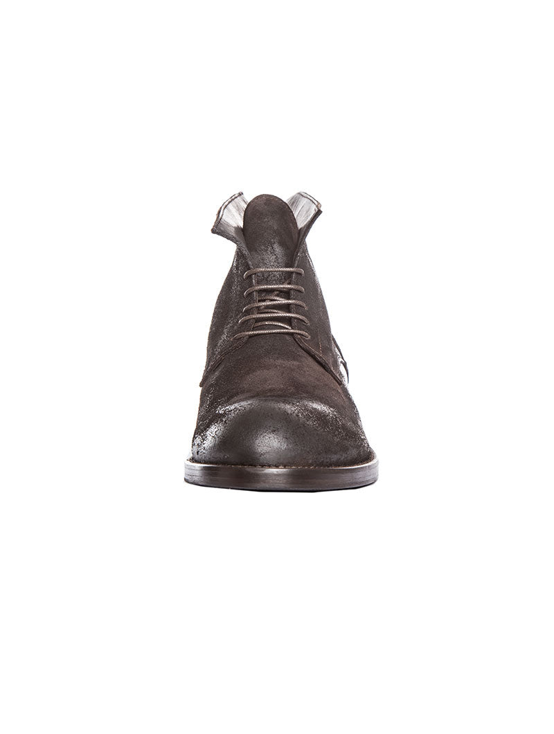 ADARE DERBY BOOTS IN BROWN