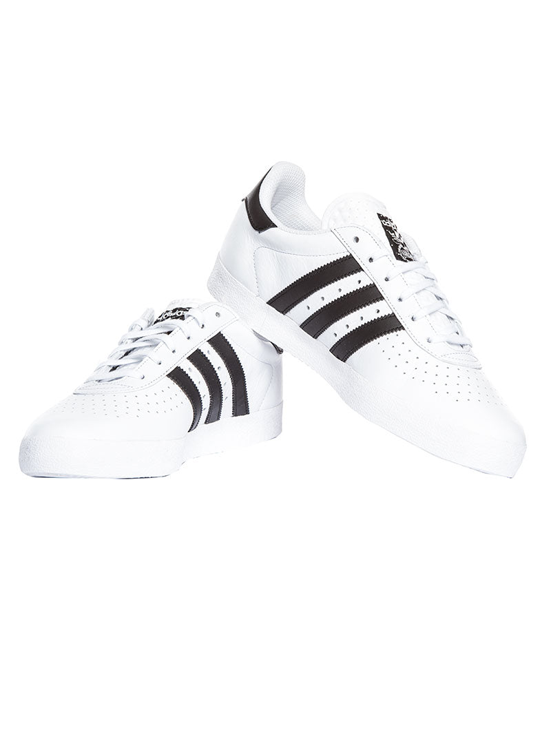 WHITE ADIDAS 350 SHOES