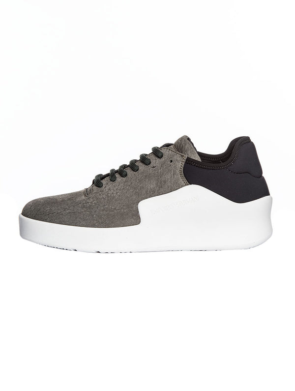 new products 75183 08b6b MAN LEATHER SNEAKERS