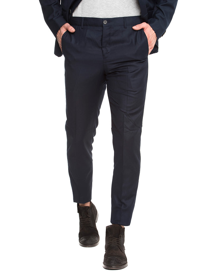 AUSTIN NAVY BLUE PANTS