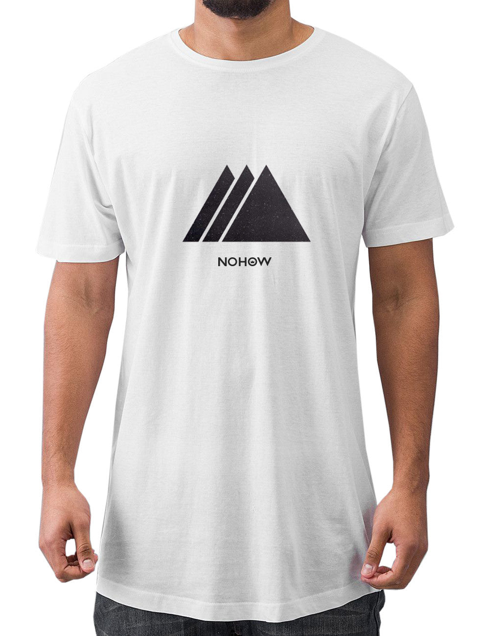 TRIPLE TRIANGLE LONG TEE