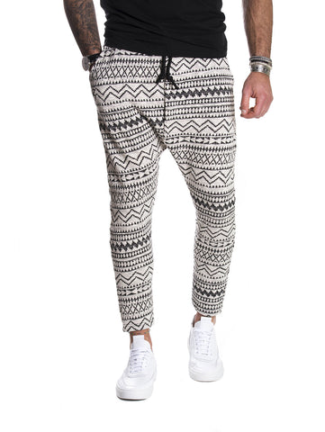 SWEATPANTS AZTEC