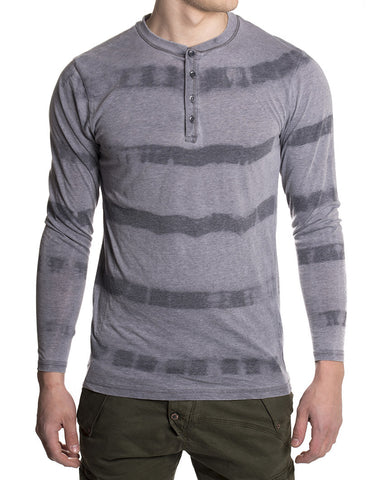 LONG SLEEVE FANTASY STRIPE | T-SHIRT NOHOW STYLE