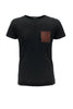 BORDEAUX BLACK T-SHIRT