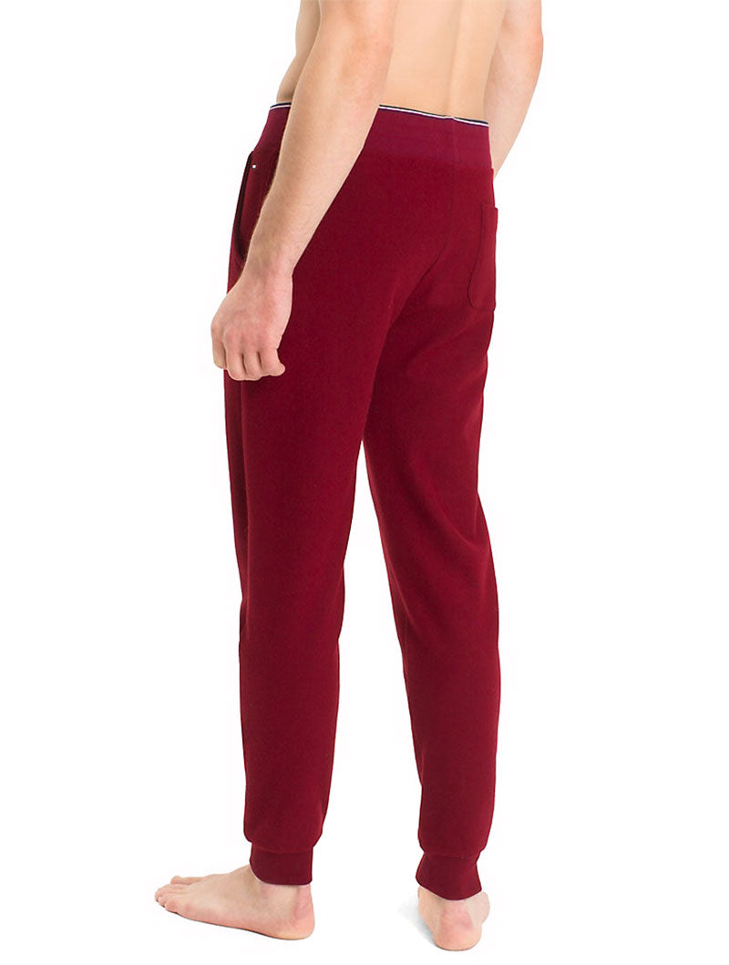 TOMMY PANTS IN POMEGRANATE