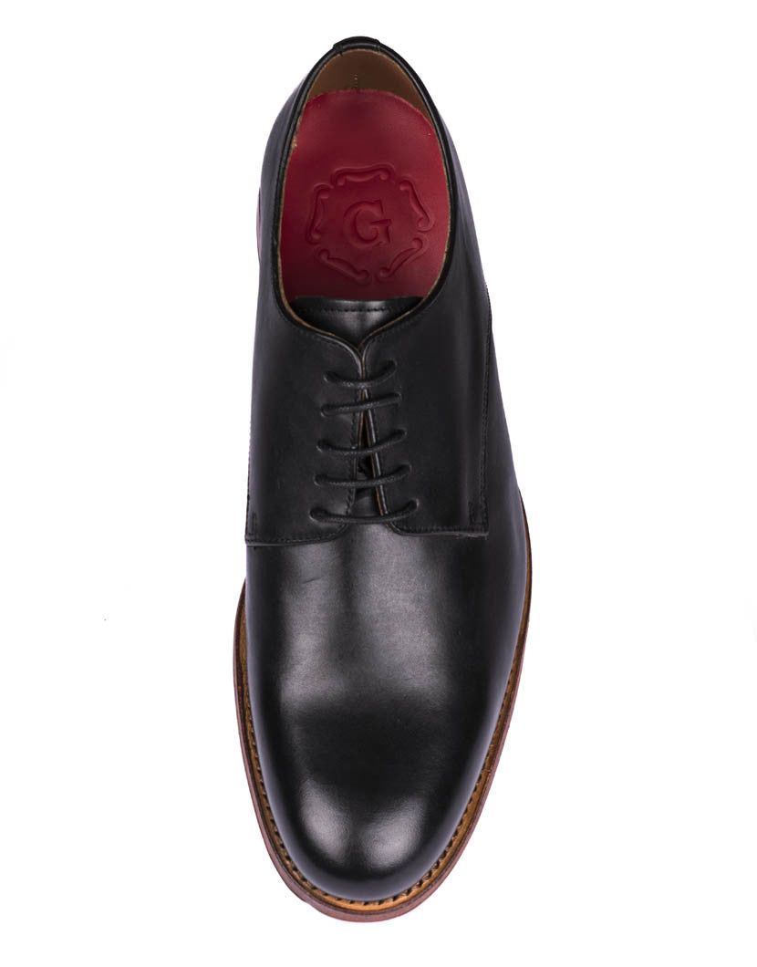 MEN'S SHOES | GRENSON | BLACK TOBY