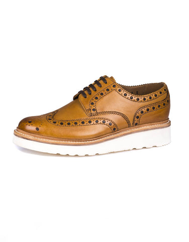 MEN'S SHOES | GRENSON | ARCHIE TAN