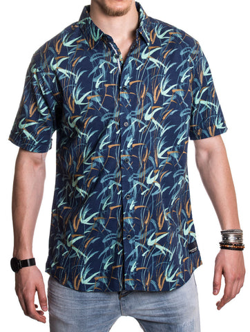 MEN'S SHIRT | PRANA INDIGO SHIRT | NOHOW