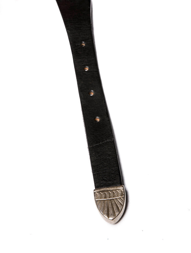 MEN'S BELT | OLD LEATHER BELT | ACCESSORIES NOHOW