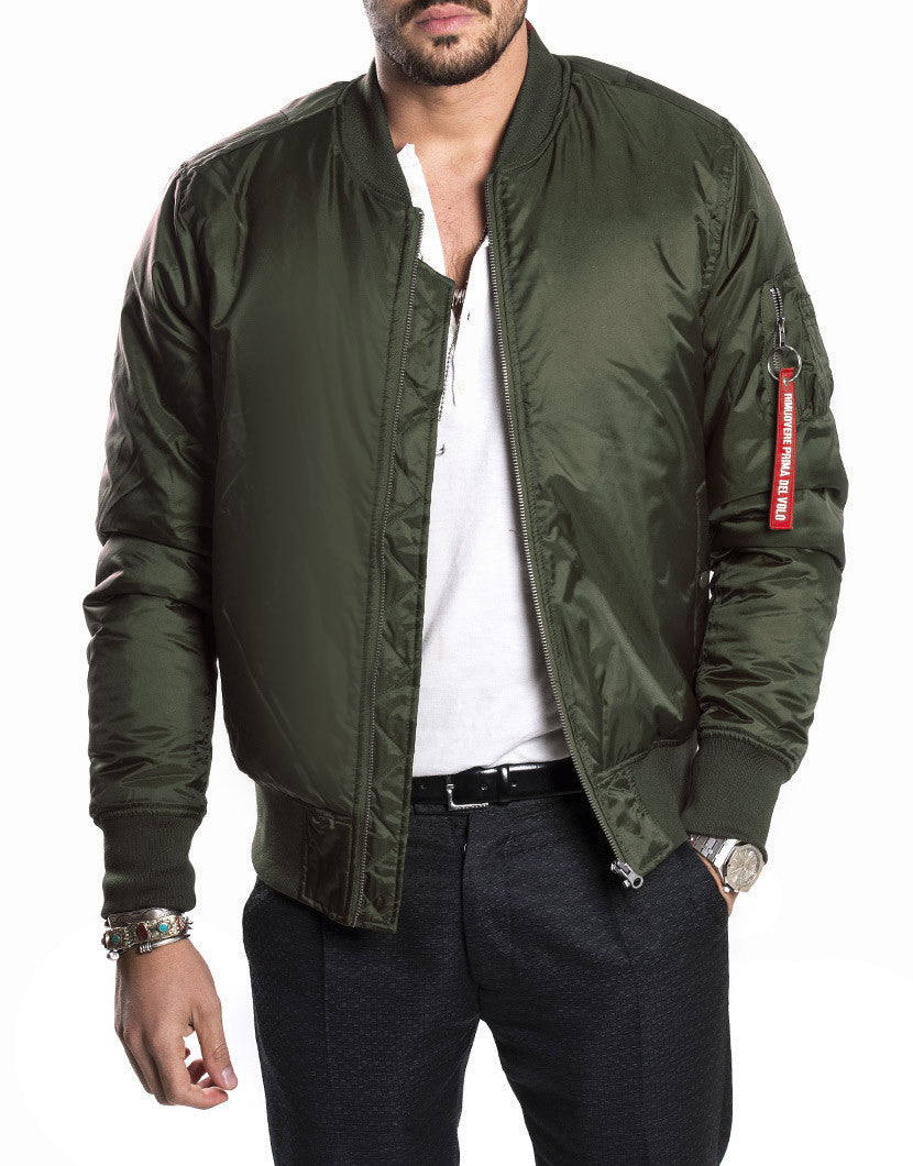 FLIGHT BOMBER OLIVE