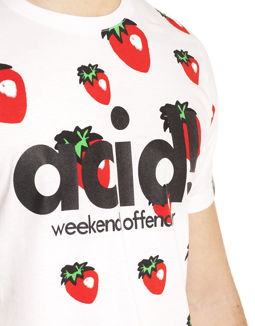 ANI WHITE T-SHIRT