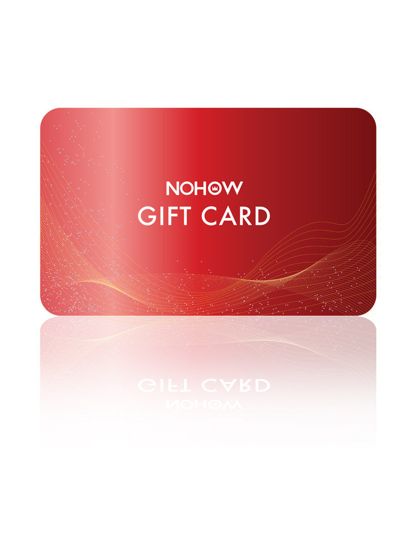 NOHOW GIFT CARD