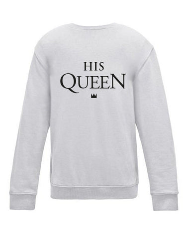 THE QUEEN SWEATER