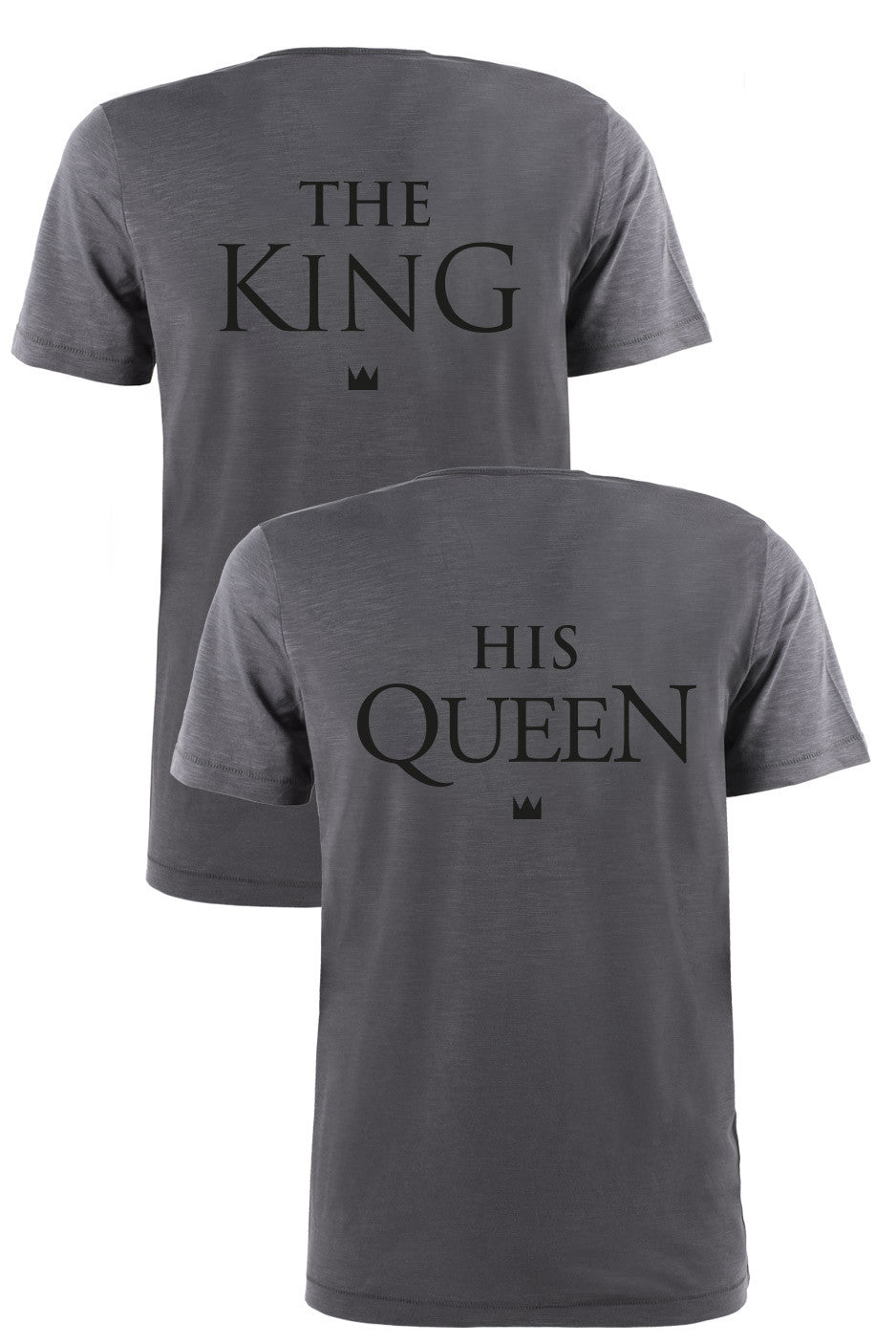 8a2193d55b THE KING AND HIS QUEEN T-SHIRT | NOHOW STYLE